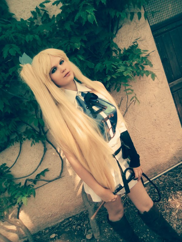Cosplay lucy