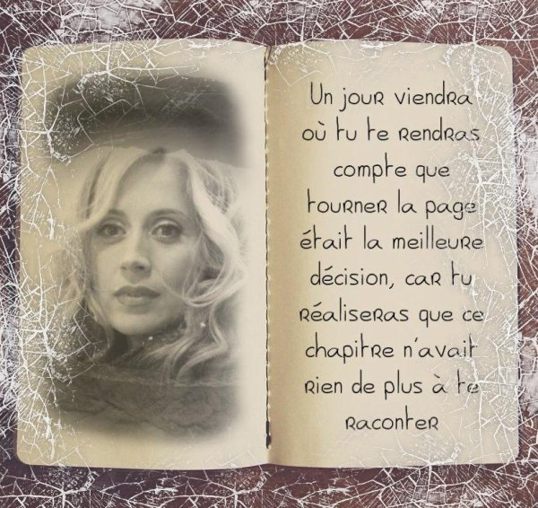 "lara fabian la lettre  Album "" 9 "" single 1"
