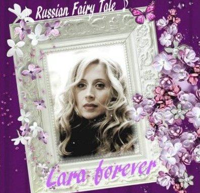 "Lara Fabian - Russian Fairy Tale (Зимний букет)  album "" Mademoiselle Zhivagoo "" single 4"
