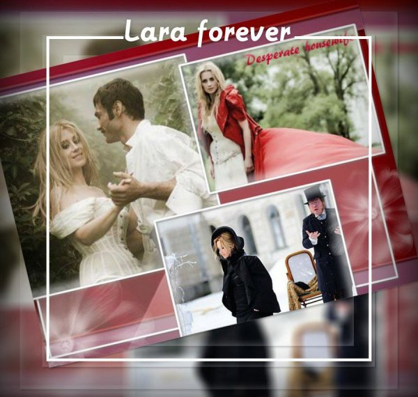 "Lara Fabian - Desperate Housewife (Все те же Каренины)  album "" Mademoiselle Zhivagoo single 6"