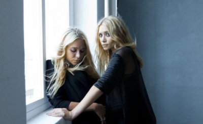 Mary-Kate & Ashley - Septembre 2011 - Telegraph magazine
