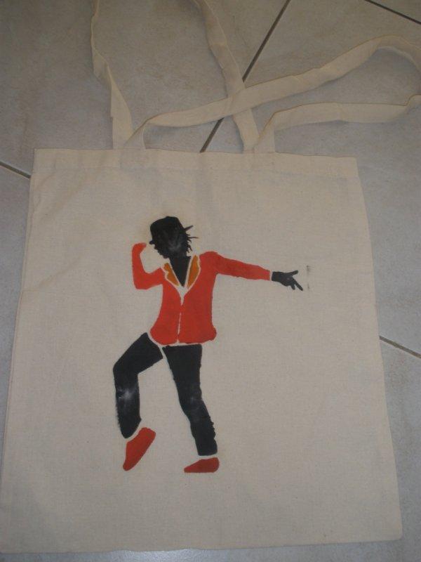 sac toile
