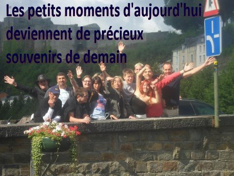 Week-end à Bouillon