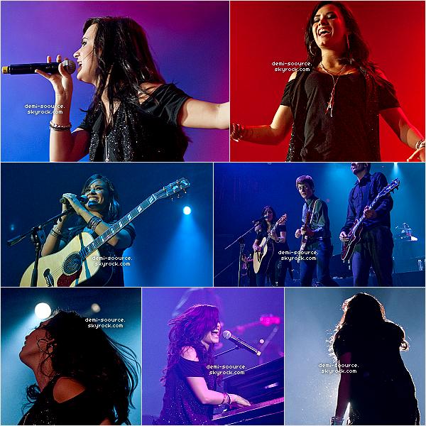 * 25.05.2010 : Demi poursuit sa tournée en Colombie.  *