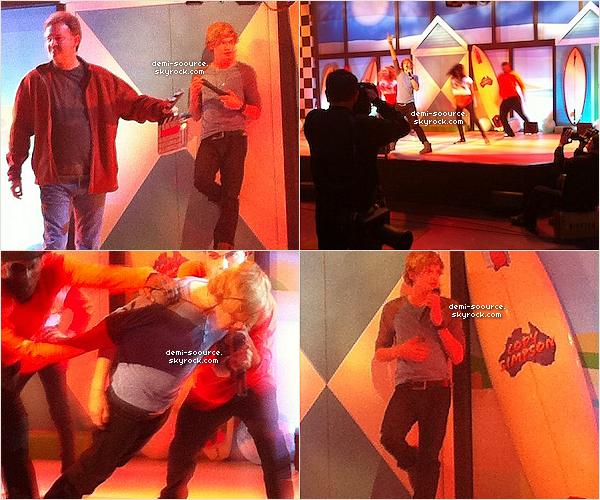 *  15.02.2011 : Cody Simpson était l'invité d'un des épisodes de la troisième saison   de Sonny With A Chance. Demi Lovato n'est toujours pas revenue sur le tournage. *