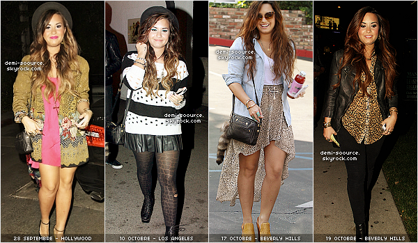 * RECAP 2011 - Quelle a été sa plus belle tenue de ville ? *