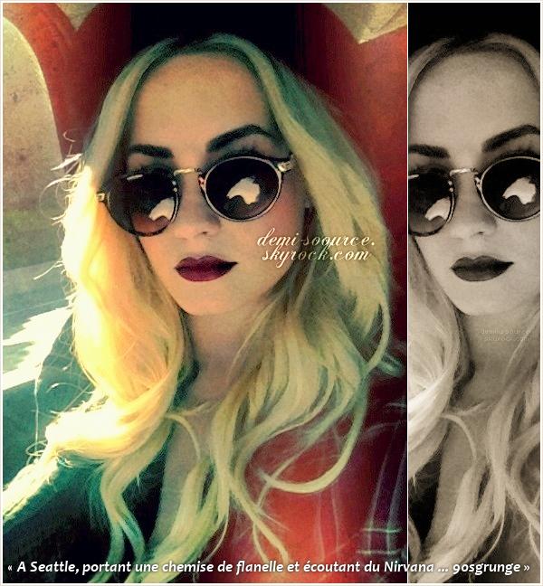 * 30.08.2012 : Demi Lovato s'est produite à Monroe. (Washington)  *