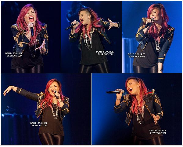 *  14.03.2014 : La tournée s'est poursuivie à Rosemont, près de Chicago. (IL)    *