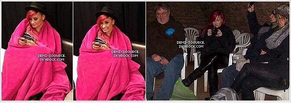 *  20.03.2014 : Demi a enflammé la scène, à St Louis, dans le Missouri.    *
