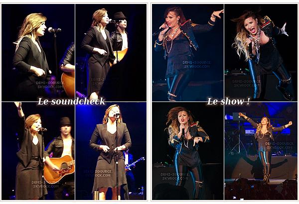*  16.05.2014 : Demi a donné une conférence de presse à Mexico City.    *