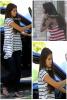 . 02/06/2011 : Selena etait a son hotel..
