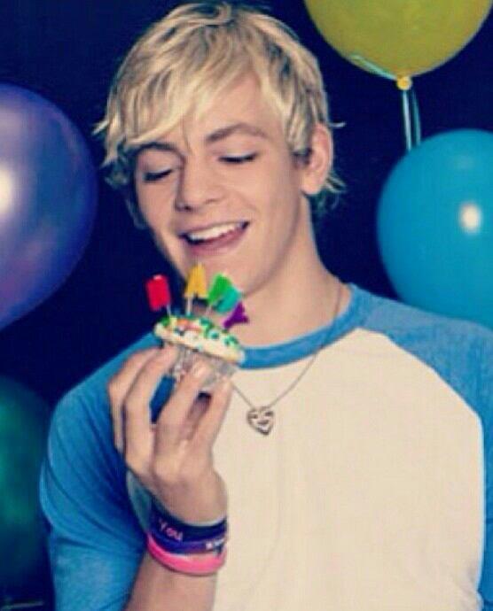 Happy Birthday Ross♥♥♥♥♥♥