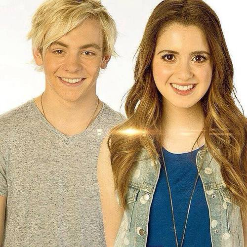 Ross Lynch & Laura Marano promotion 2014