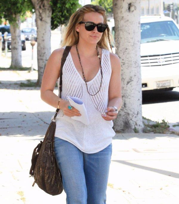 Hilary Duff - West Hollywood ♥