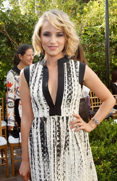 "Dianna Agron - "" CFDA Vogue Fashion Fund Finalists """