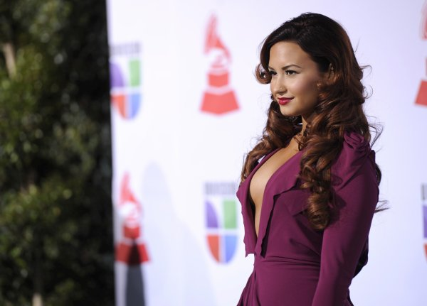 "Demi Lovato - ""  12th Annual Latin Grammy Awards "" à Las Vegas"