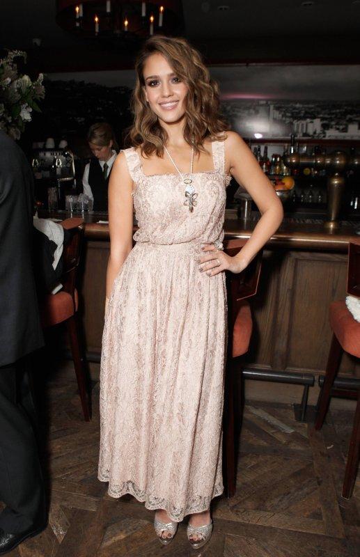 Jessica Alba à un évènement .