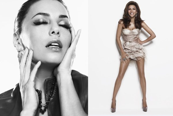 """Les stars posent pour """" The Beauty Book for Brain Cancer """" ."""