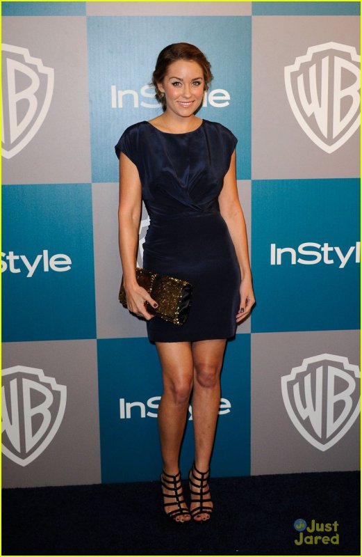 InStyle Golden Globes Party .