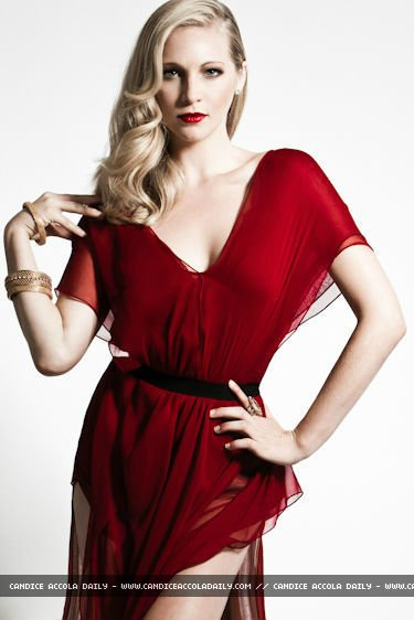 Photoshoot de Candice Accola .