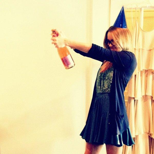Le 8 février Lauren Conrad a fêté ses 26 ans .