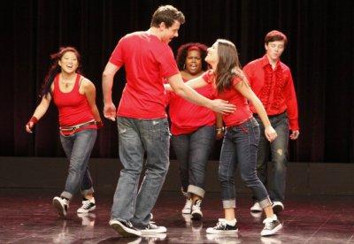 """Accro à """"Glee"""" (la série télé américaine)"""