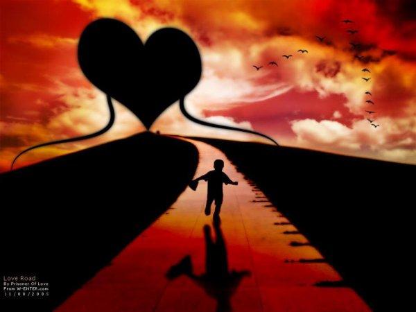 Amour à mort