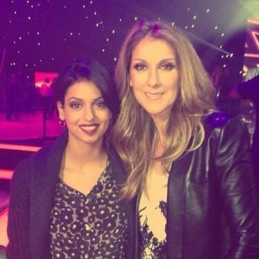 """Twitter : Tal ce soir """"Le Grand show de Céline Dion"""" sur France 2."""