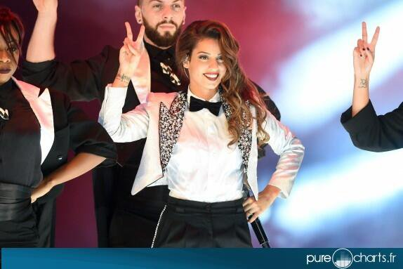 Tal aux World Music Awards le 27/05/2014, à Monaco (2/4)