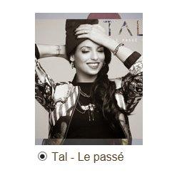 Tal nominé à La Chanson de l'Année 2014