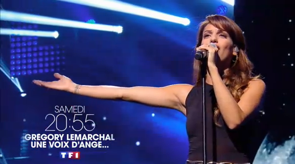 Tal à l'émission hommage à Grégory Lemarchal sur TF1, diffusée le 16 août