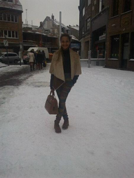 la neige de ton absence <3