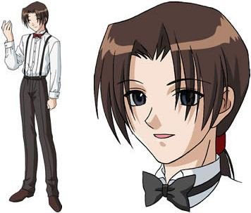 Wesley J.Coolridge / Keiichiro Akasaka