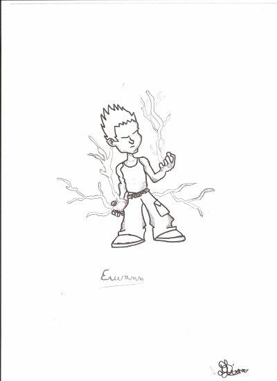 Dessin n°2 ( Erwann )