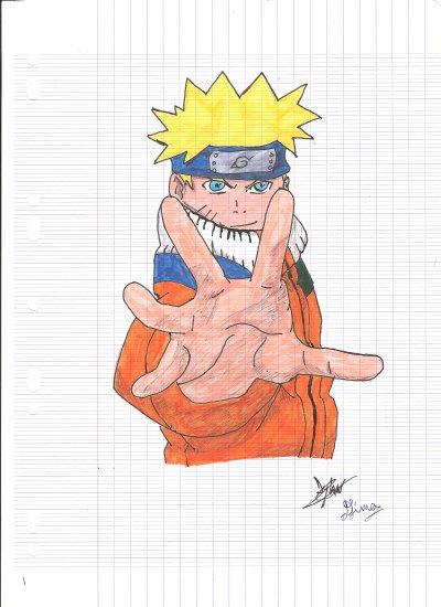 Dessin n°11 ( Naruto)