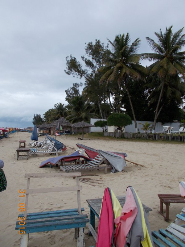 Foulpointe Madagascar.