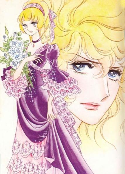 La rose de Versailles (Lady Oscar)