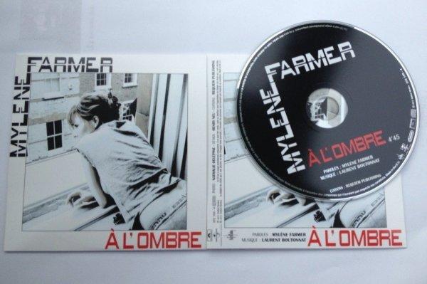 """Le CD Promo """"À l'ombre"""