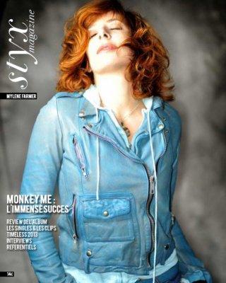 Magazine spécial Mylène et Monkey Me