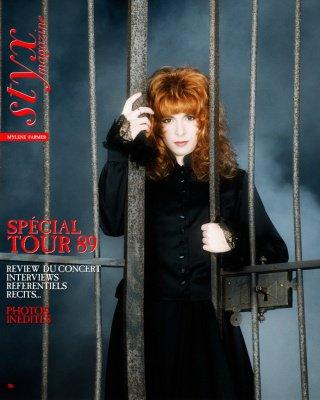 Magazine Spécial Tour 89 - La Une + infos