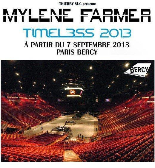 PARIS - BERCY      Samedi 7 septembre 2013