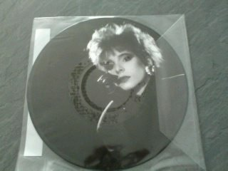 l'album au format Picture Disc