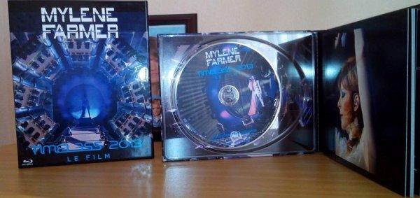 Les premiers visuels du Blu Ray Timeless 2013 Le Film