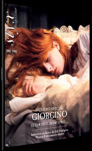 Pour célébrer le vingtième anniversaire du long métrage de Laurent Boutonnat, un numéro spécial retracera l'incroyable épopée de Giorgino.