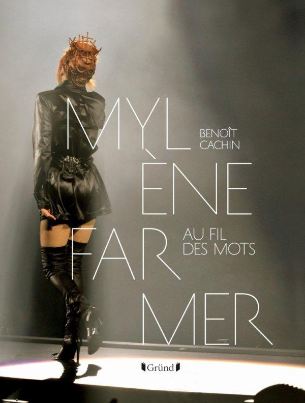 Nouveau livre consacré à Mylène Farmer