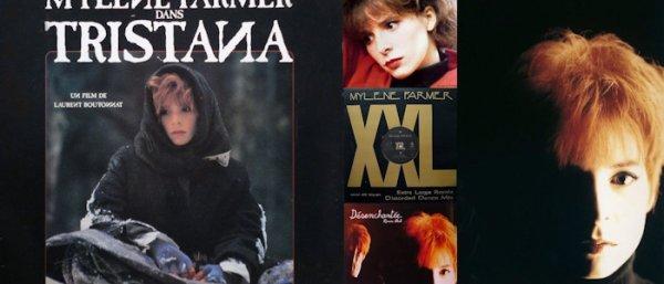 La Fnac annonce la réédition de quatre Maxi 45 Tours de Mylène Farmer pour Noël 2017.