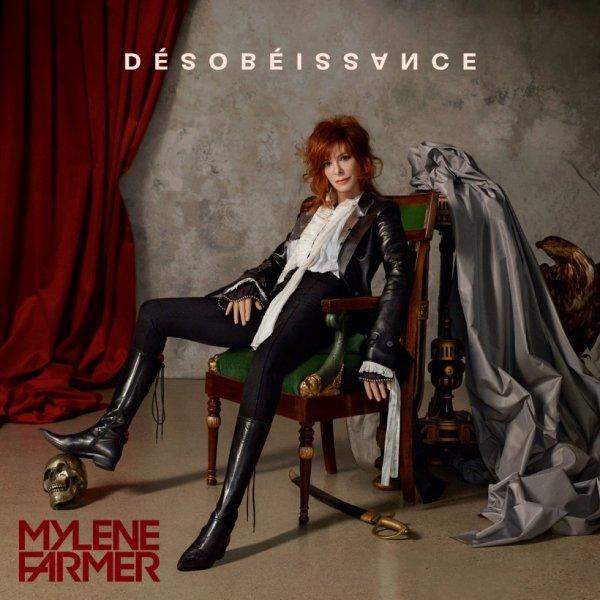 Désobéissance, nouvel album de Mylène Farmer le 28 septembre 2018