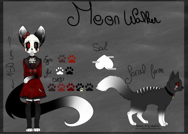 Moon Walker / OC Undertale