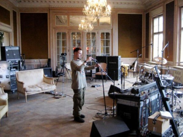 Rammstein LIFAD production Besenstedt