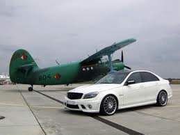 Mon rêve Mercedes AMG C63